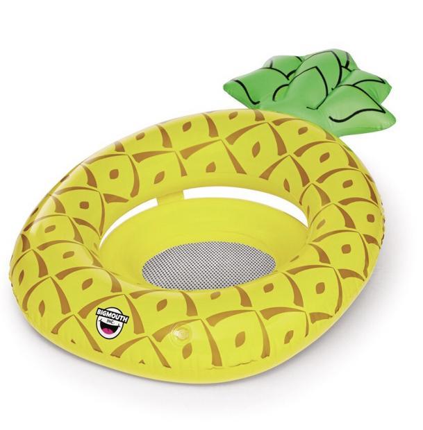 Круг надувной детский BigMouth Pineapple