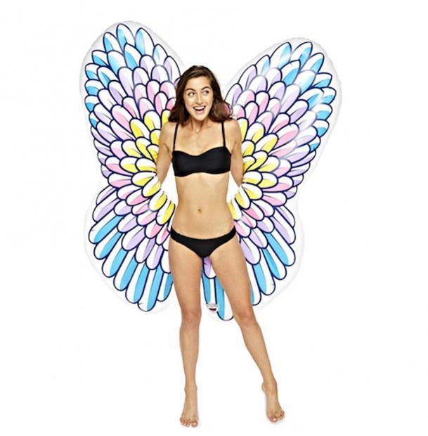 Круг надувной BigMouth Angel