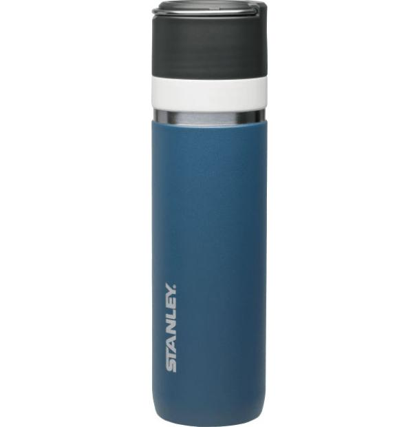 Термокружка Stanley GO Ceramivac 0.7L Vacuum Mug Tungsten