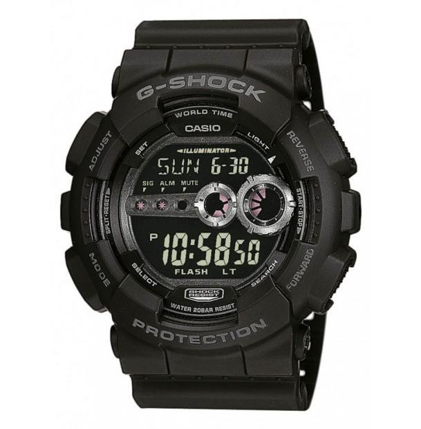 Часы Casio G-Shock GD-100-1B