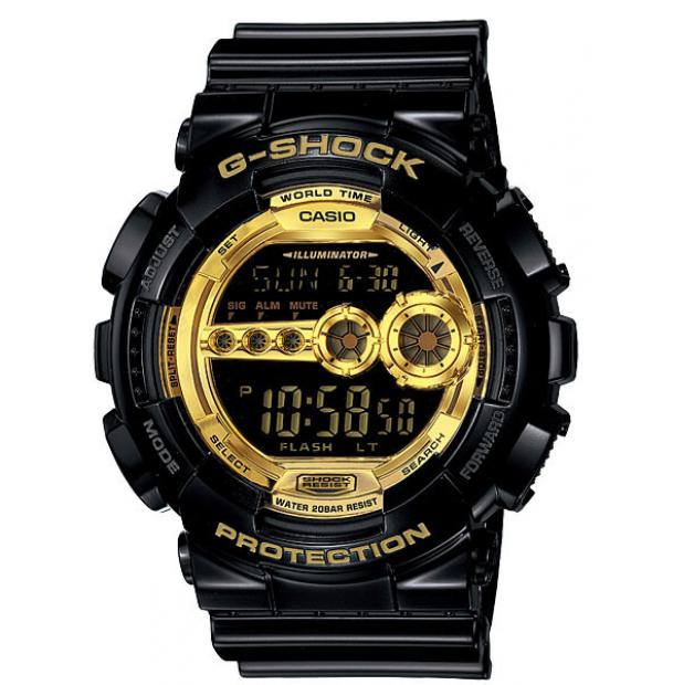 Часы Casio G-Shock GD-100GB-1E