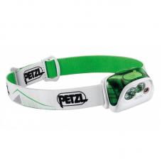 Налобный фонарь Petzl ACTIK Green 350lm E099FA02
