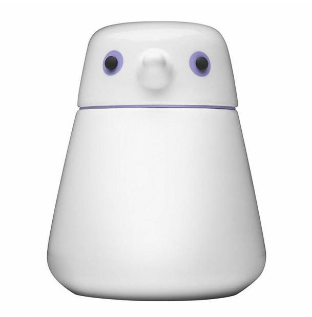 Емкость для хранения Qdo Birdie 1 л фиолетовая 567308