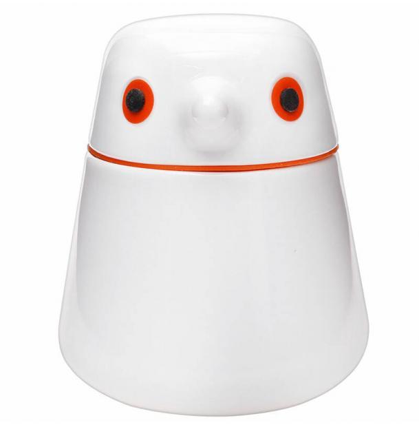 Емкость для хранения Qdo Birdie 400 мл оранжевая