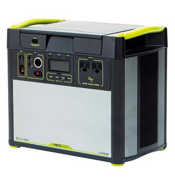 Внешний аккумулятор Goal Zero Yeti 3000 Lithium Portable Power Station