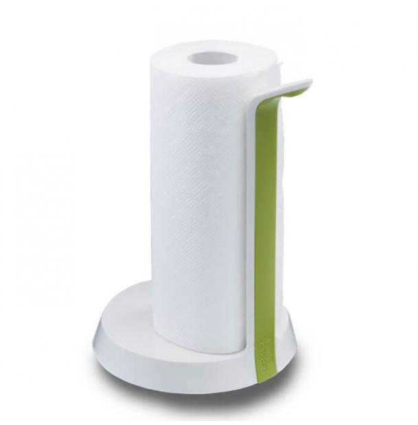 Держатель для бумажных полотенец Joseph Joseph Easy-Tear White Green