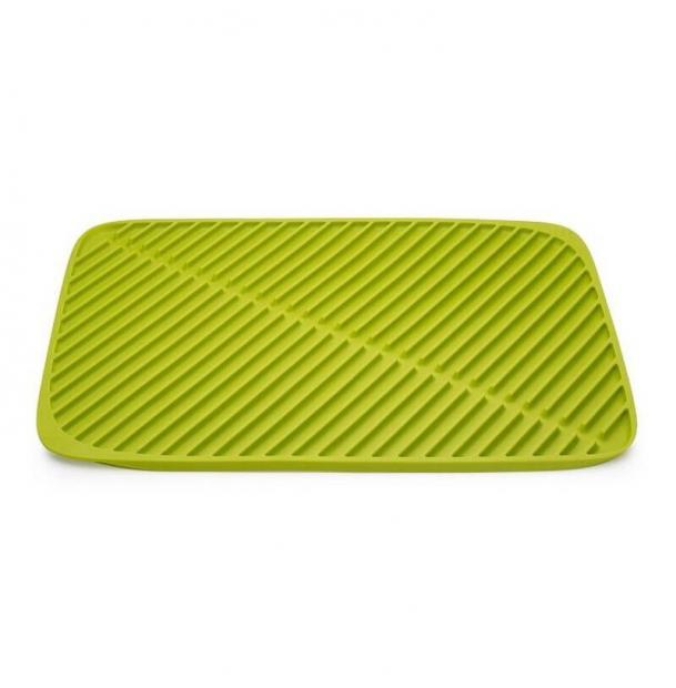 Коврик для сушки посуды Joseph Joseph Flume Green Large
