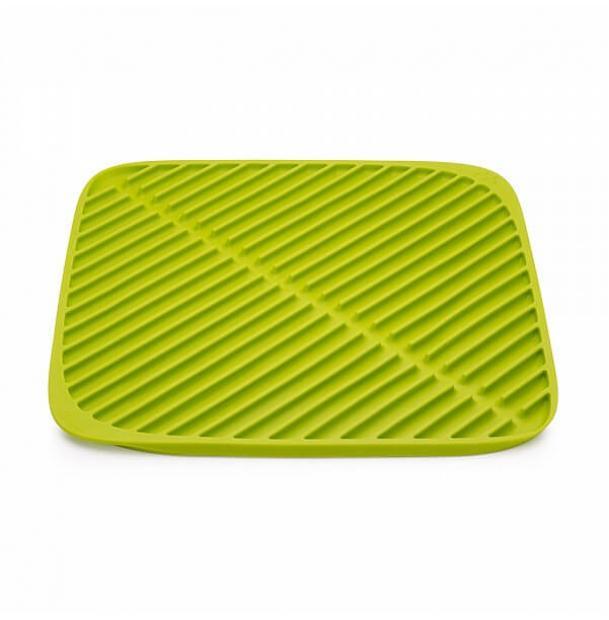 Коврик для сушки посуды Joseph Joseph Flume Green Small