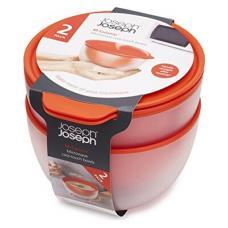 Набор из 2 пиал для микроволновой печи Joseph Joseph M-Cuisine Bowl