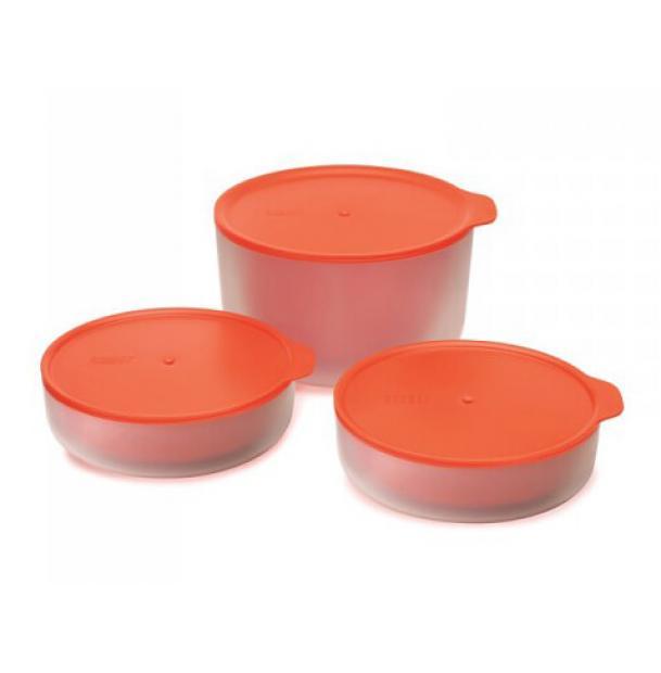 Набор мисок для микроволновой печи Joseph Joseph M-Cuisine Bowl Set 3