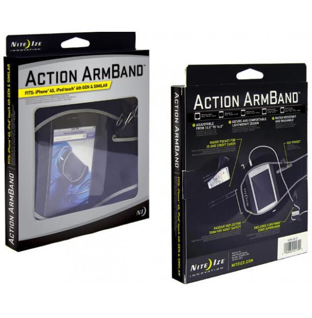 Нарукавная экшн-повязка Nite Ize Action Armband Medium