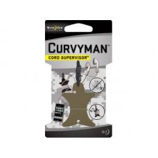 Катушка для провода Nite Ize Curvyman Cord Supervisor Coyote Brown