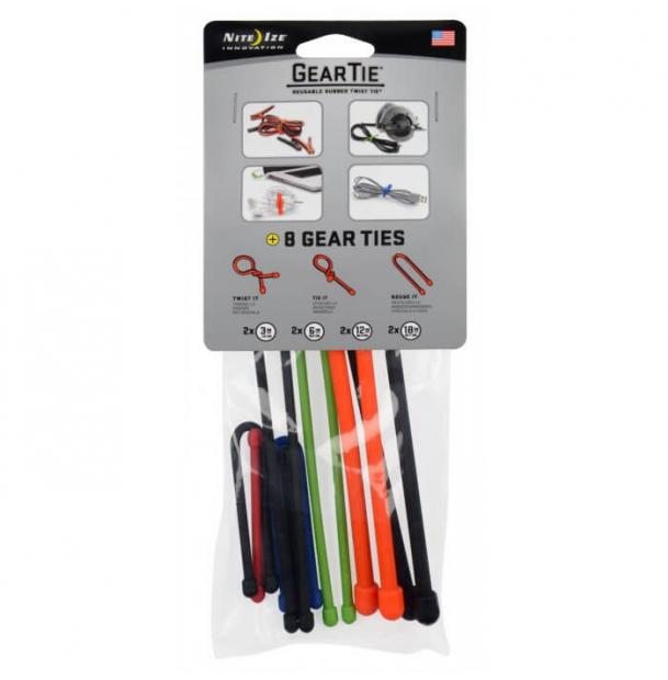 Набор хомутов Nite Ize Gear Tie Assortment Bag