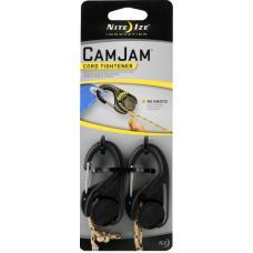 Крепление для веревки с карабином Nite Ize CamJam Cord Tightener + Rope
