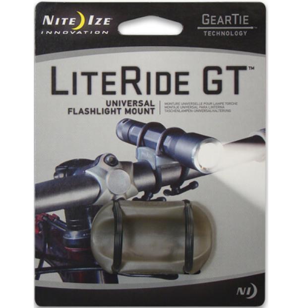 Велокрепление для фонаря Nite Ize Lite Ride GT