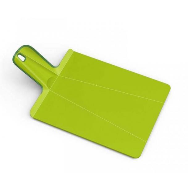Разделочная доска Joseph Joseph Chop2Pot Plus Small Green
