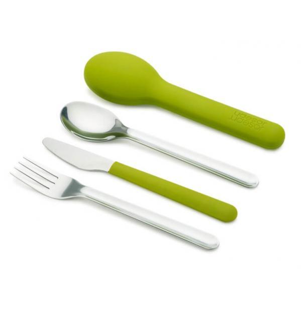 Столовые приборы Joseph Joseph GoEat Cutlery Set Green