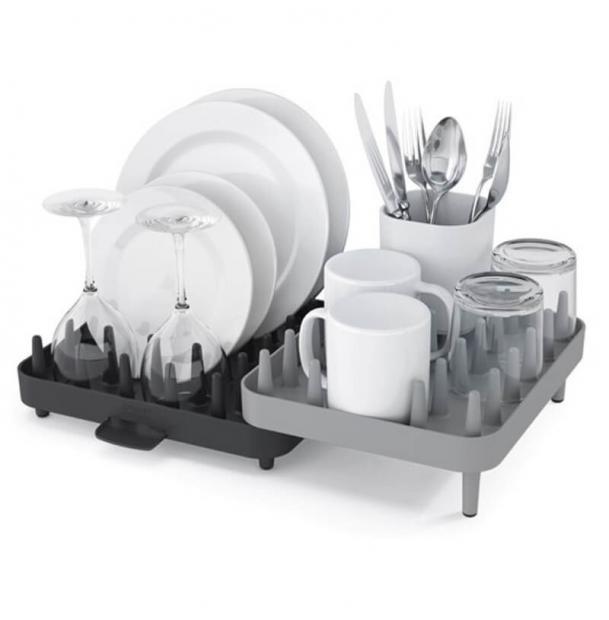 Сушилка для посуды Joseph Joseph Connect Grey