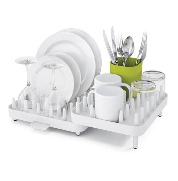 Сушилка для посуды Joseph Joseph Connect White