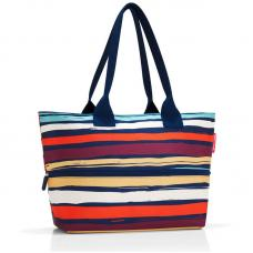 Сумка Reisenthel Shopper E1 artist stripes