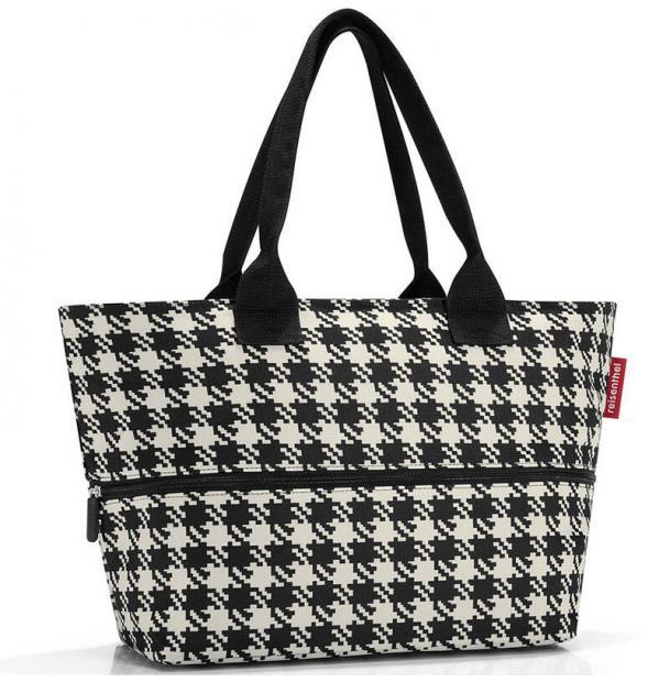 Сумка Reisenthel Shopper E1 fifties black