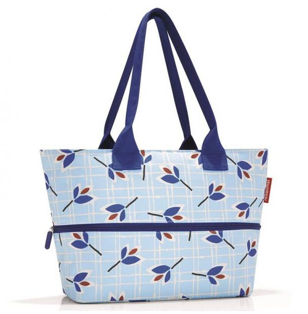 Сумка Reisenthel Shopper E1 leaves blue