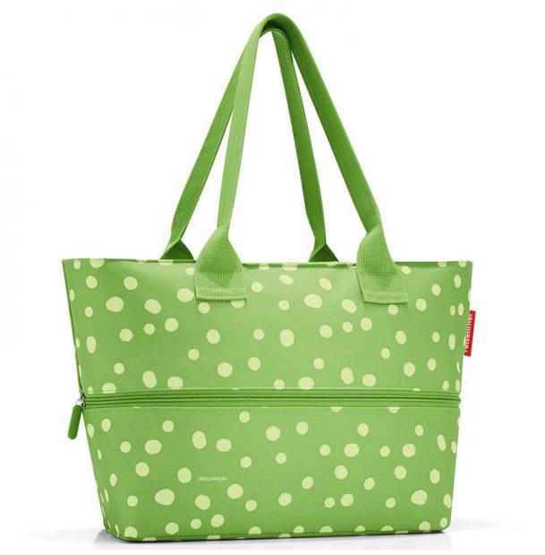 Сумка Reisenthel Shopper E1 spots green