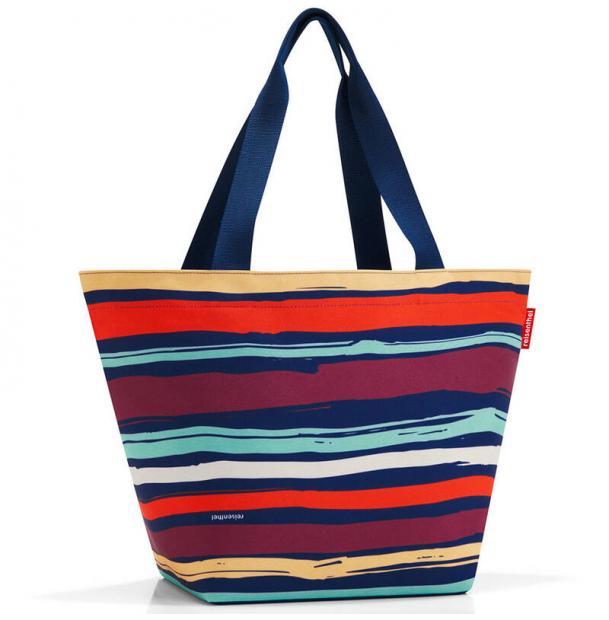 Сумка Reisenthel Shopper M artist stripes