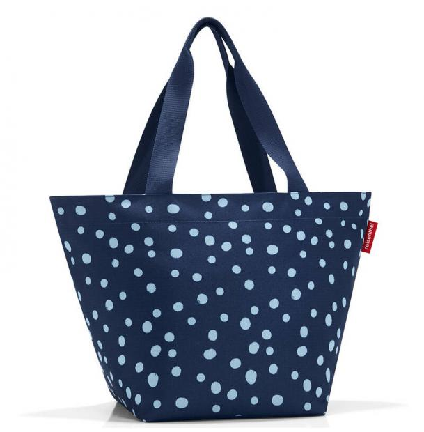 Сумка Reisenthel Shopper M spots navy