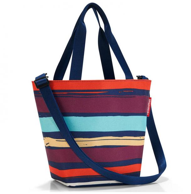 Сумка Reisenthel shopper xs artist stripes