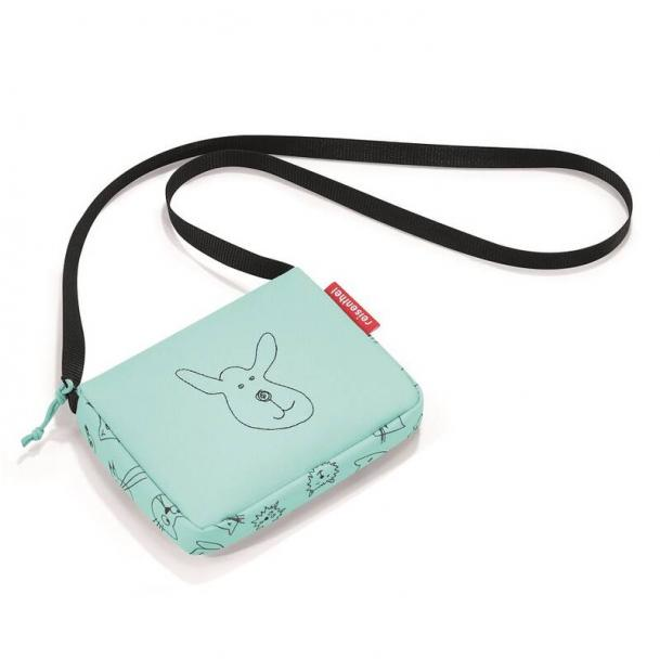 Сумка детская Reisenthel Itbag cats and dogs mint