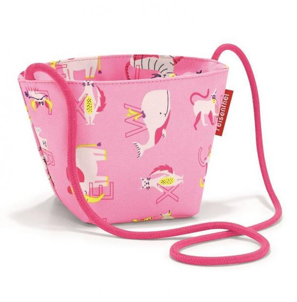 Сумка детская Reisenthel Minibag ABC friends pink