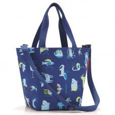 Сумка детская Reisenthel Shopper XS ABC friends blue