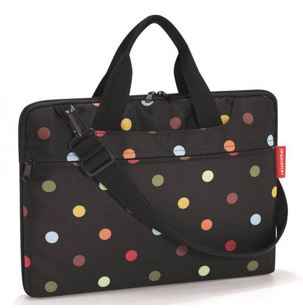 Сумка для ноутбука Reisenthel Netbookbag dots