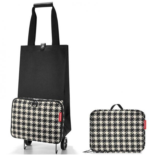 Сумка на колесиках Reisenthel Foldabletrolley fifties black