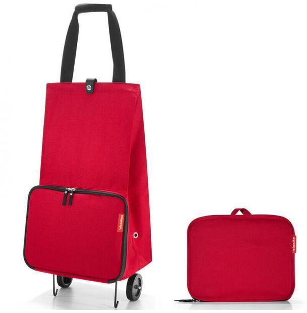 Сумка на колесиках Reisenthel Foldabletrolley red