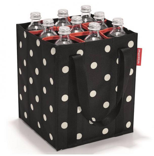 Сумка-органайзер для бутылок Reisenthel Bottlebag mixed dots