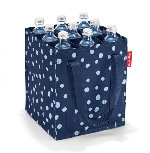 Сумка-органайзер для бутылок Reisenthel Bottlebag spots navy