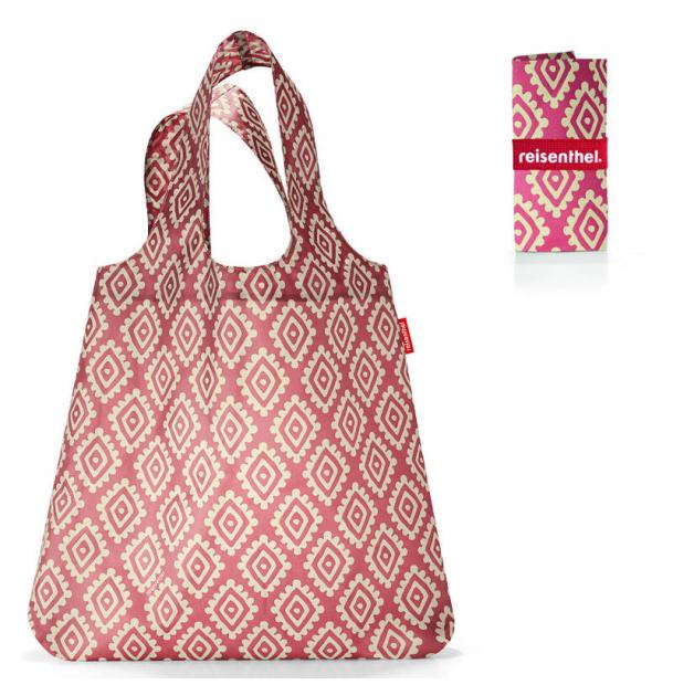 Сумка складная Reisenthel Mini maxi shopper diamonds rouge
