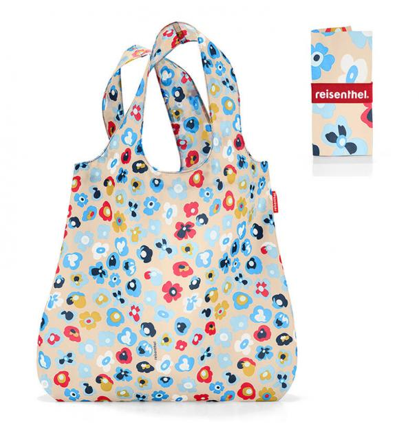 Сумка складная Reisenthel Mini maxi shopper millefleurs