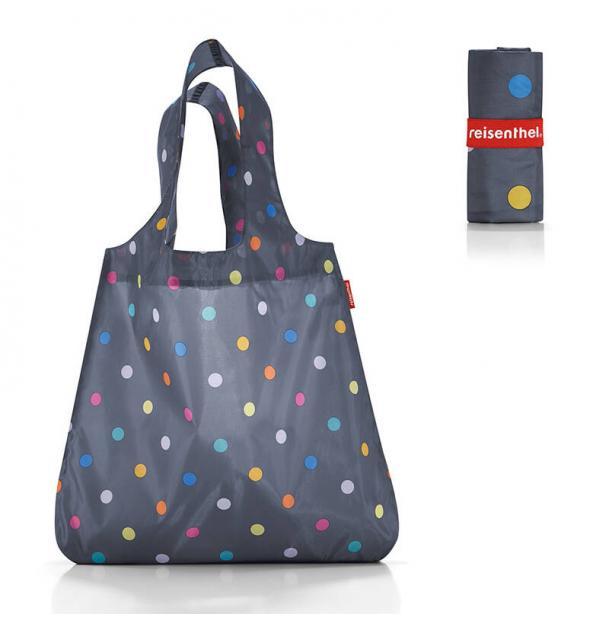 Сумка складная Reisenthel Mini Maxi shopper marine dots