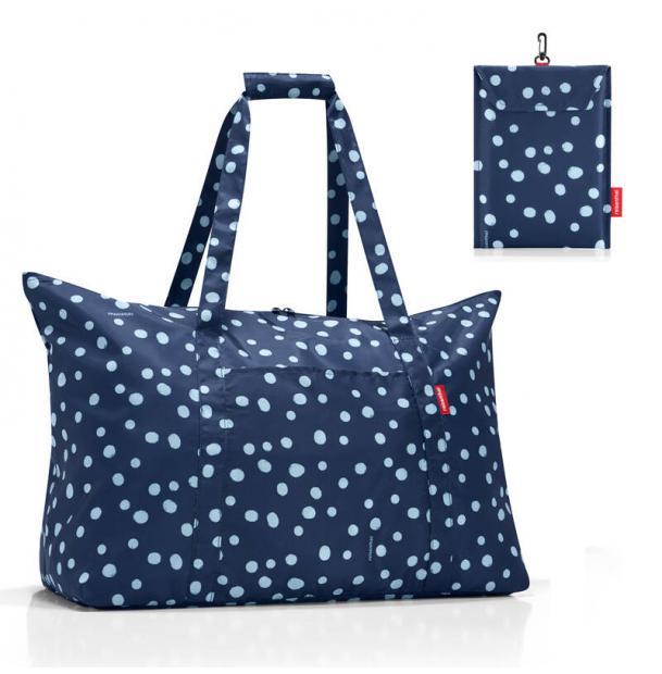 Сумка складная Reisenthel Mini Maxi travelbag spots navy