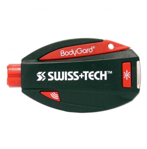 Автомобильный аварийный брелок-мультитул Swiss+Tech BodyGard ESC ST81005