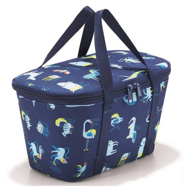 Термосумка детская Reisenthel Coolerbag XS ABC friends blue