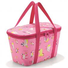 Термосумка детская Reisenthel Coolerbag XS ABC friends pink
