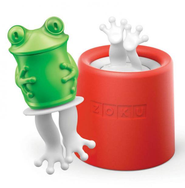 Форма для мороженого Zoku Frog
