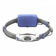 Аккумуляторный налобный фонарь LED LENSER NEO 6R синий