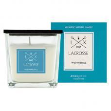 Ароматическая свеча в стекле Ambientair Дикий водопад Lacrosse 8x8 см