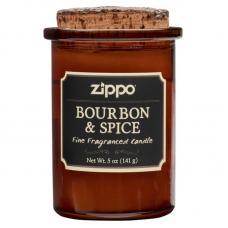 Ароматизированная свеча ZIPPO Bourbon & Spice