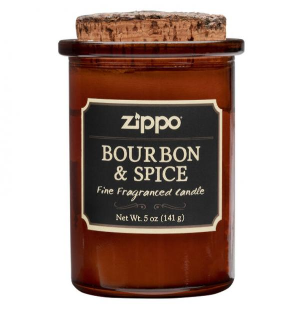 Ароматизированная свеча ZIPPO Bourbon & Spice 70017